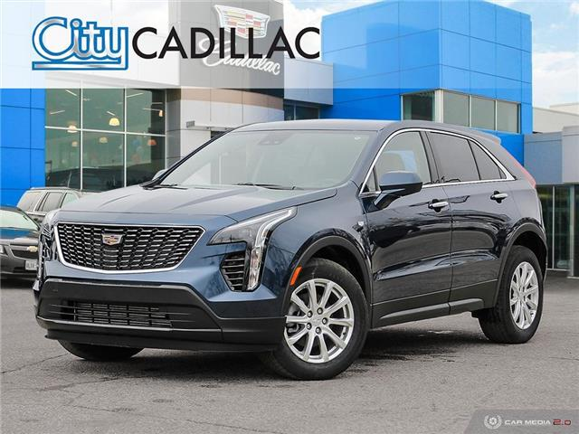 2020 Cadillac XT4 Luxury (Stk: 3008348) in Toronto - Image 1 of 27