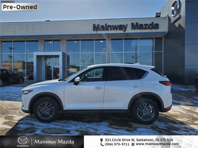 2019 Mazda CX-5 GS Auto AWD (Stk: PR1597) in Saskatoon - Image 1 of 27