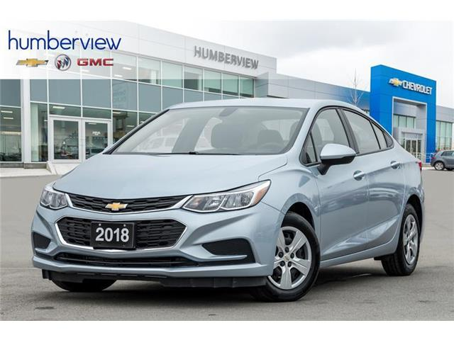 2018 Chevrolet Cruze LS Auto (Stk: 19TX027A) in Toronto - Image 1 of 19