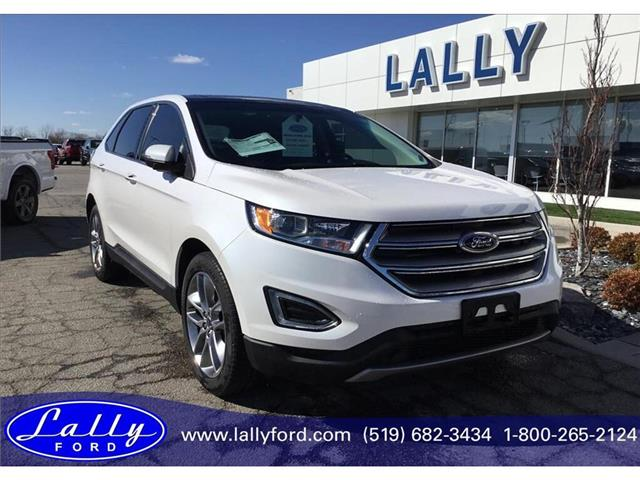 2017 Ford Edge Titanium (Stk: 6529a) in Tilbury - Image 1 of 24