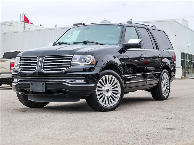 2017 Lincoln Navigator Select (Stk: 28268A) in Newmarket - Image 1 of 29