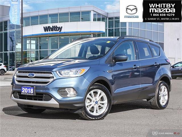 2018 Ford Escape SEL (Stk: 2148A) in Whitby - Image 1 of 27
