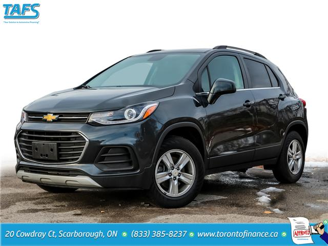 2017 Chevrolet Trax LT (Stk: S1009) in Toronto - Image 1 of 5