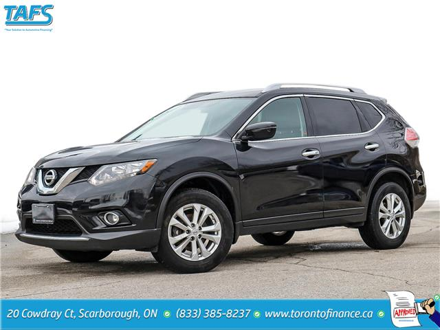 2016 Nissan Rogue  (Stk: SE1132) in Toronto - Image 1 of 4