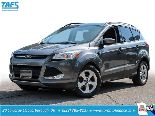 2014 Ford Escape SE (Stk: S1060) in Toronto - Image 1 of 4
