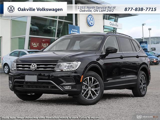 2020 Volkswagen Tiguan Comfortline (Stk: 21876) in Oakville - Image 1 of 23