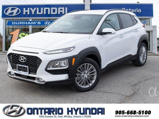 2020 Hyundai Kona 1.6T Ultimate (Stk: 433988) in Whitby - Image 1 of 21