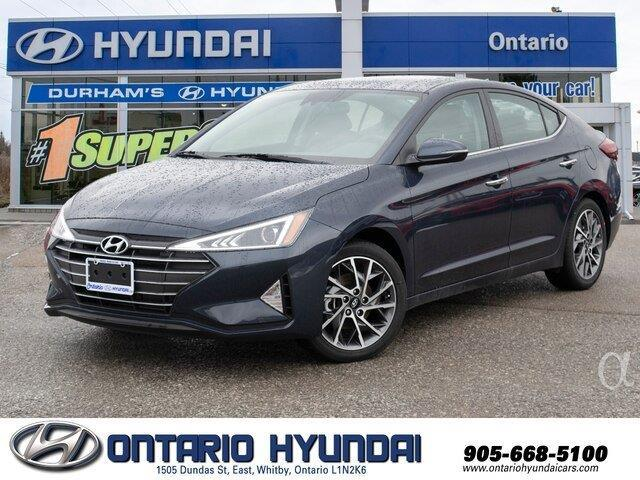 2020 Hyundai Elantra Ultimate (Stk: 014178) in Whitby - Image 1 of 22
