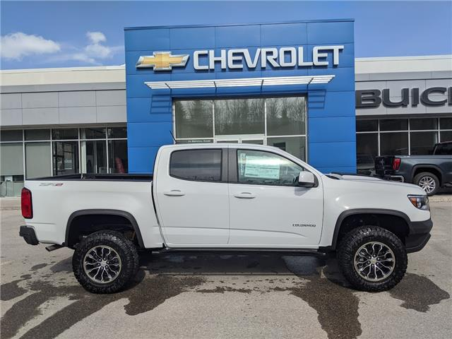 2020 Chevrolet Colorado ZR2 (Stk: L1195244) in Fernie - Image 1 of 11