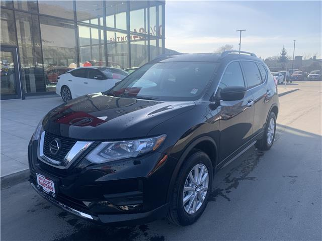 2020 Nissan Rogue S (Stk: T20110) in Kamloops - Image 1 of 17