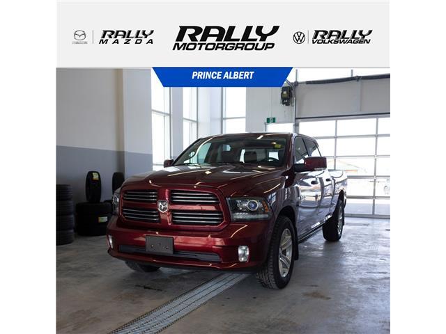 2017 RAM 1500 Sport (Stk: V1188) in Prince Albert - Image 1 of 14