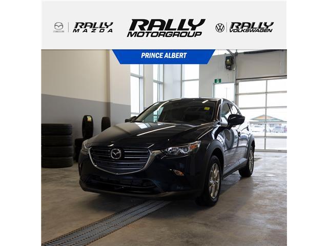 2019 Mazda CX-3 GS (Stk: V1195) in Prince Albert - Image 1 of 15