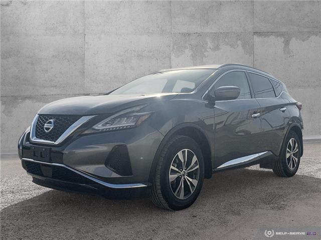 2019 Nissan Murano SV 5N1AZ2MS0KN150192 9826 in Quesnel