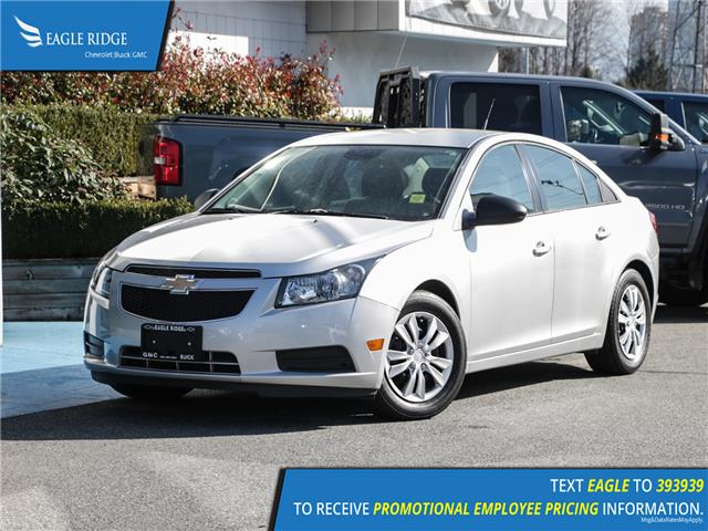 2013 Chevrolet Cruze LS (Stk: 131508) in Coquitlam - Image 1 of 14