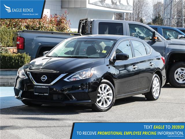 2018 Nissan Sentra 1.8 SV (Stk: 180121) in Coquitlam - Image 1 of 16