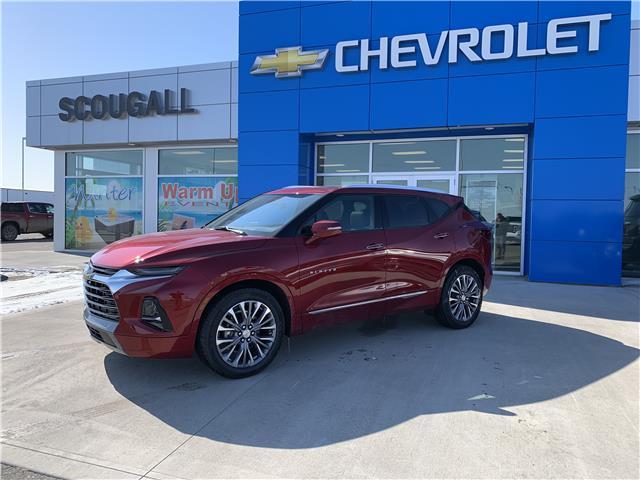 2020 Chevrolet Blazer Premier (Stk: 214661) in Fort MacLeod - Image 1 of 7