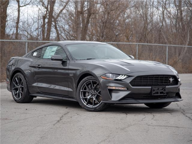 2020 Ford Mustang EcoBoost (Stk: 20MU293) in St. Catharines - Image 1 of 23