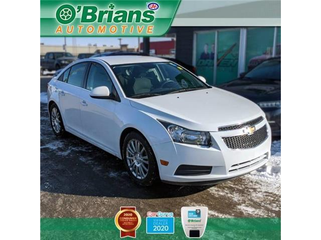 2012 Chevrolet Cruze ECO (Stk: 12809C) in Saskatoon - Image 1 of 21