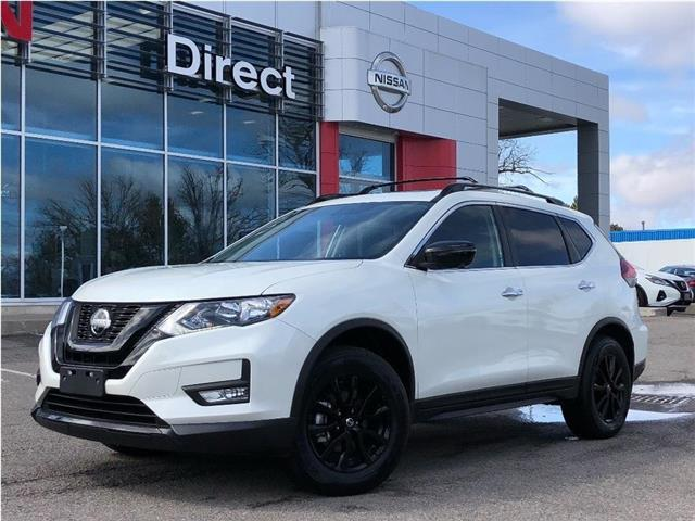 2018 Nissan Rogue MIDNIGHT EDITION! $6000 SAVINGS (Stk: N3120) in Mississauga - Image 1 of 22
