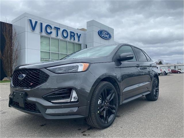 2020 Ford Edge ST (Stk: VEG19309) in Chatham - Image 1 of 13