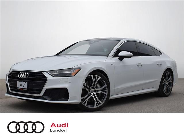 2019 Audi A7 55 Technik (Stk: 624721) in London - Image 1 of 30