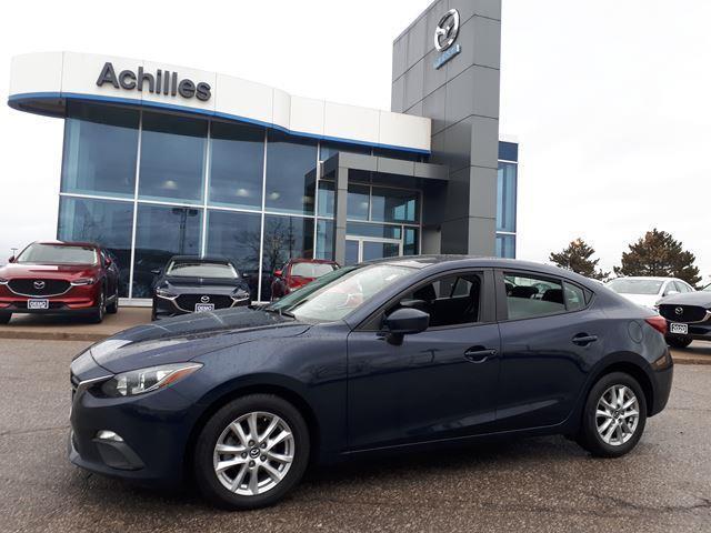 2016 Mazda Mazda3 GX (Stk: P5970) in Milton - Image 1 of 10