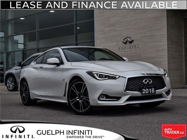 2018 Infiniti Q60  (Stk: IUP1999) in Guelph - Image 1 of 26