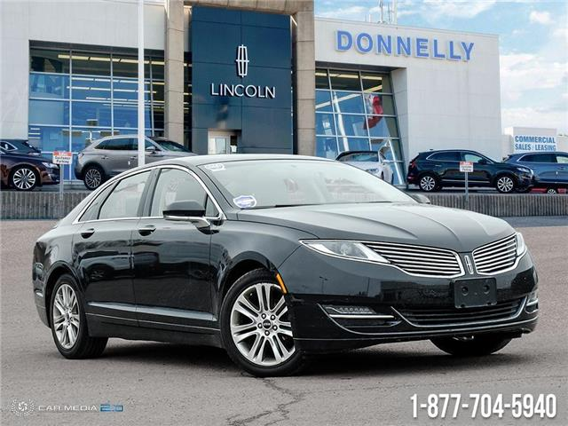2014 Lincoln MKZ Hybrid Base (Stk: PLDS1851A) in Ottawa - Image 1 of 27