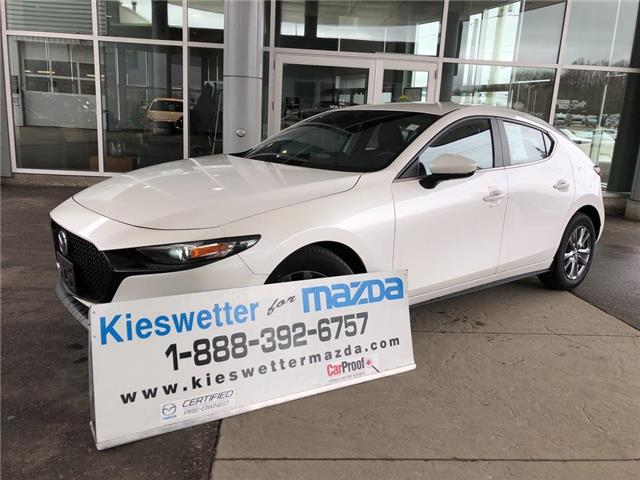 2019 Mazda Mazda3 Sport  (Stk: 35323) in Kitchener - Image 1 of 21