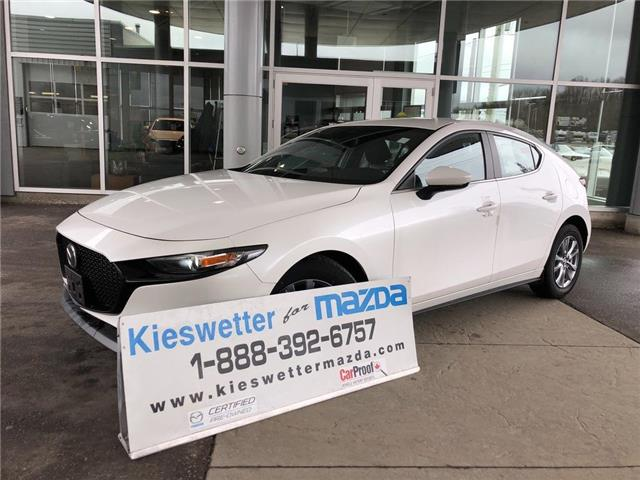 2019 Mazda Mazda3 Sport  (Stk: 35459) in Kitchener - Image 1 of 21