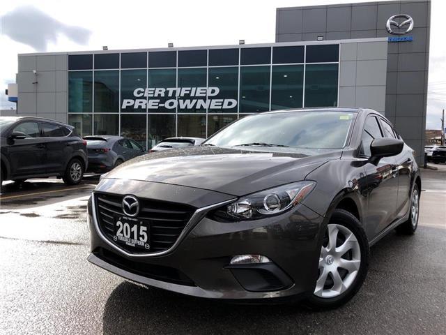 2015 Mazda Mazda3 GX (Stk: P2097) in Toronto - Image 1 of 22