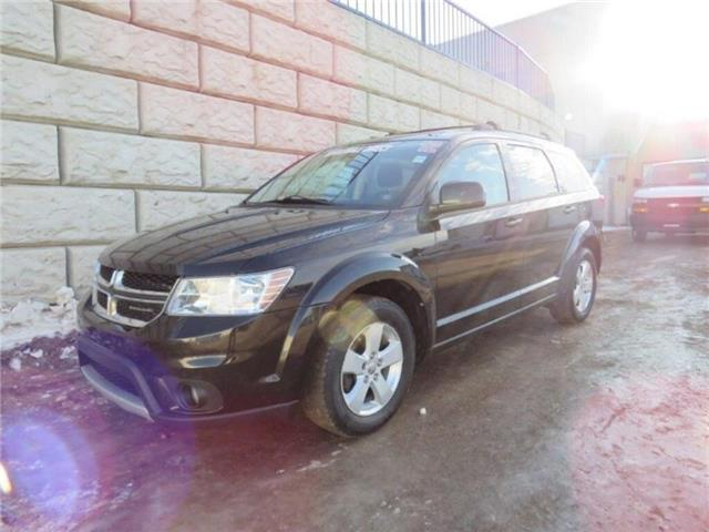 2012 Dodge Journey SXT & Crew (Stk: D91023T) in Fredericton - Image 1 of 20