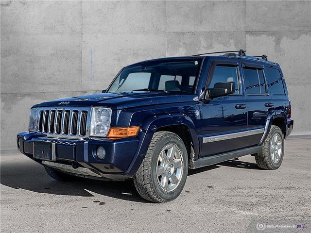 2006 Jeep Commander Limited (Stk: 4287A) in Vanderhoof - Image 1 of 24