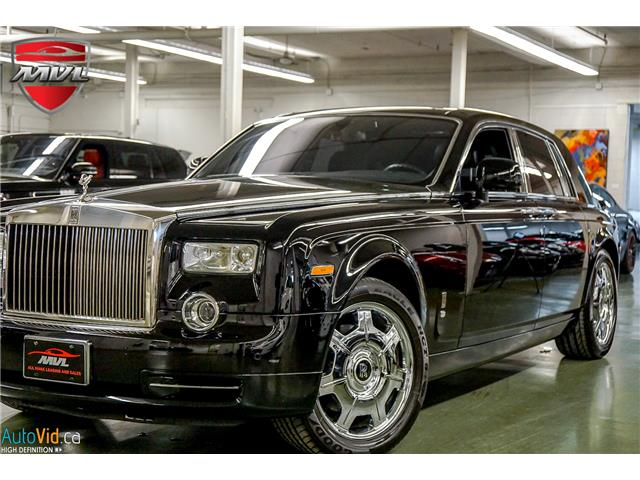 2010 Rolls-Royce Phantom  SCA681S55AUX09090 A15664 in Oakville