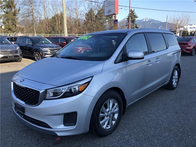 2016 Kia Sedona LX (Stk: K20-0031P) in Chilliwack - Image 1 of 18