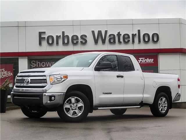 2017 Toyota Tundra SR 4.6L V8 (Stk: 11753) in Waterloo - Image 1 of 22