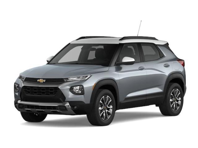 2021 Chevrolet TrailBlazer LT (Stk: F-XNJKVG) in Oshawa - Image 1 of 5