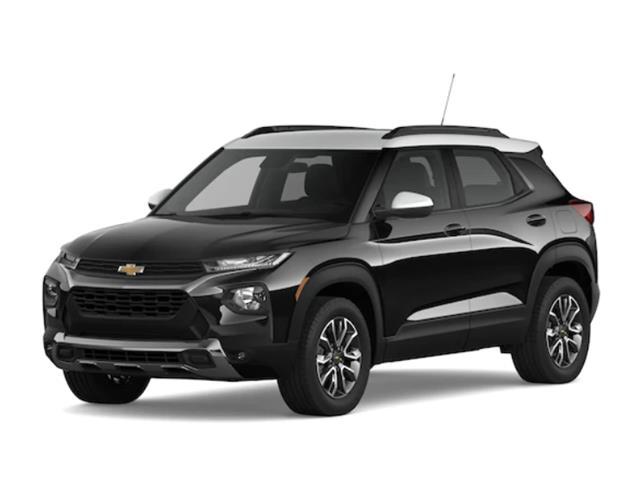 2021 Chevrolet TrailBlazer LT (Stk: F-XNSVBM) in Oshawa - Image 1 of 5