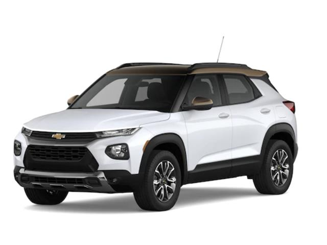 2021 Chevrolet TrailBlazer ACTIV (Stk: F-XNSVDZ) in Oshawa - Image 1 of 5