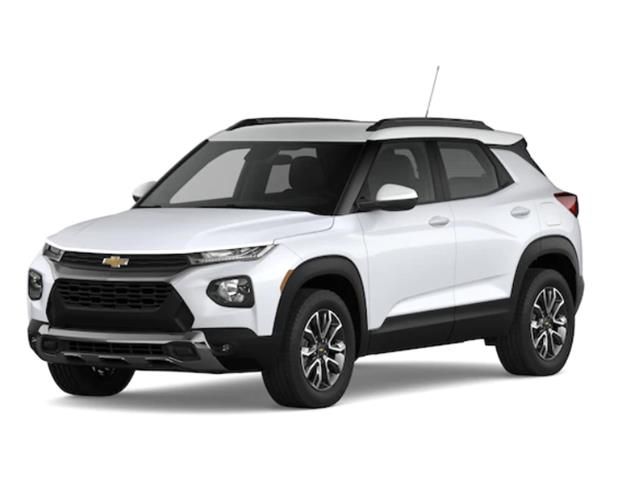 2021 Chevrolet TrailBlazer RS (Stk: F-XNSVH4) in Oshawa - Image 1 of 5