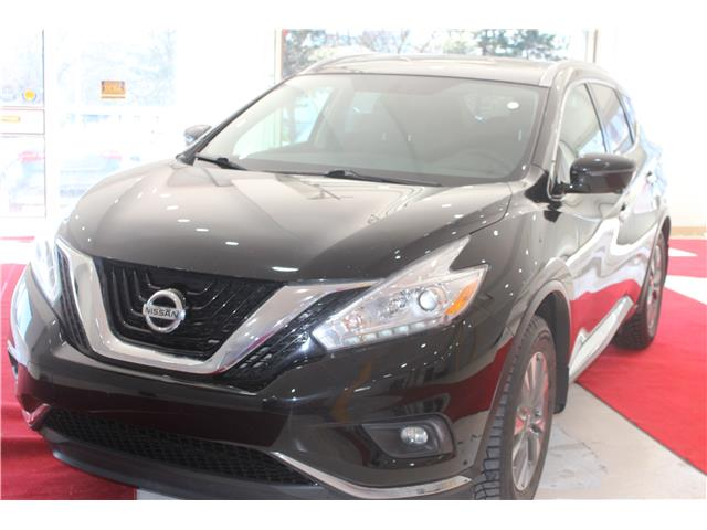 2016 Nissan Murano SL (Stk: 141596) in Richmond Hill - Image 1 of 27