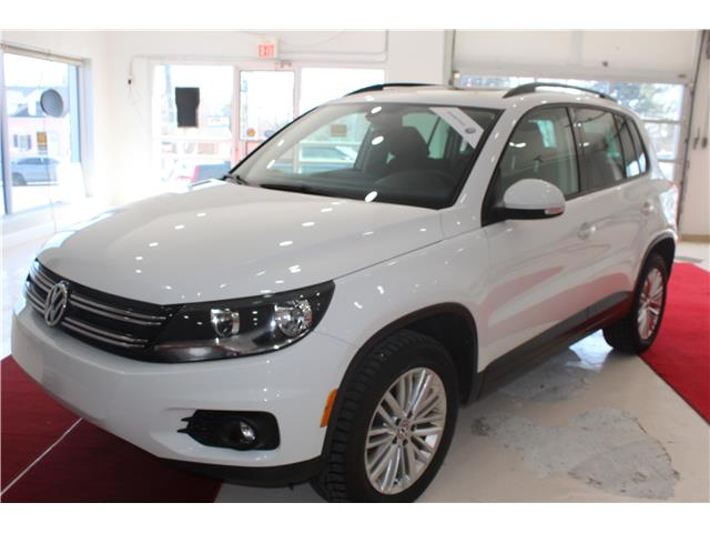 2016 Volkswagen Tiguan Special Edition (Stk: 521794) in Richmond Hill - Image 1 of 29