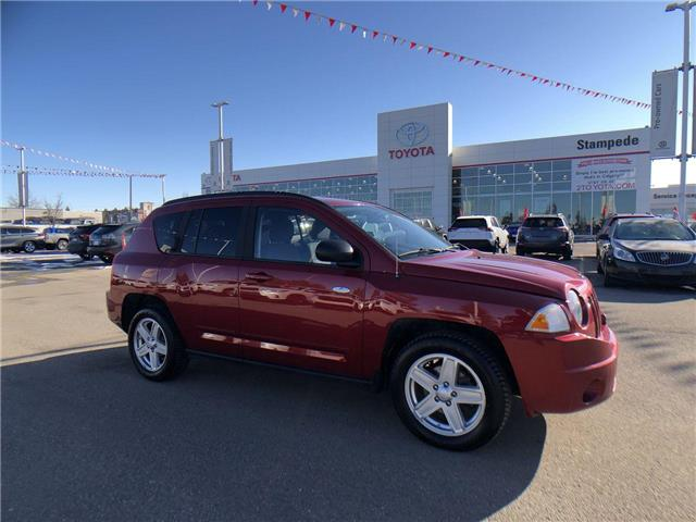2010 Jeep Compass Sport/North (Stk: 8933B) in Calgary - Image 1 of 25