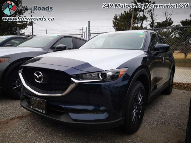 2020 Mazda CX-5 GX AWD (Stk: 41621) in Newmarket - Image 1 of 1