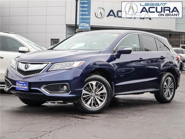 2018 Acura RDX Elite (Stk: 4210) in Burlington - Image 1 of 30