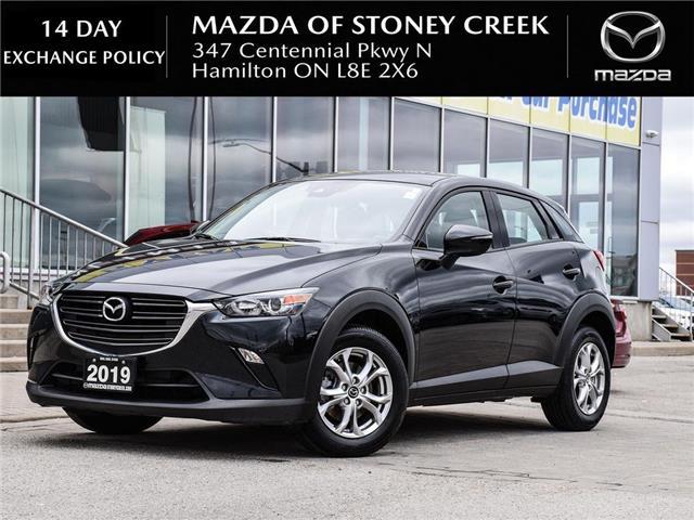 2019 Mazda CX-3 GS (Stk: SN1604A) in Hamilton - Image 1 of 23
