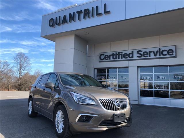 2018 Buick Envision Preferred AWD + HTD STS + PWR GATE + LOW KMS (Stk: 003982) in Port Hope - Image 1 of 1