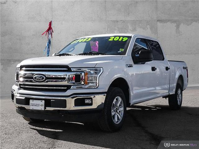 2019 Ford F-150 XLT (Stk: 8718) in Quesnel - Image 1 of 25