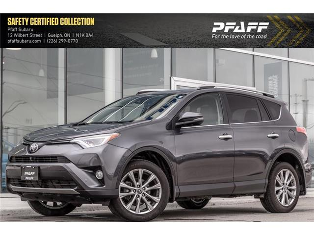 2018 Toyota RAV4 Limited (Stk: SU0184) in Guelph - Image 1 of 18