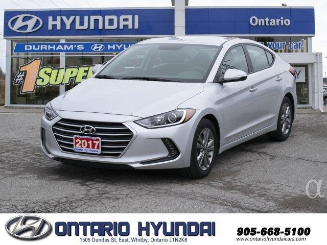 2017 Hyundai Elantra GL (Stk: 21357K) in Whitby - Image 1 of 20